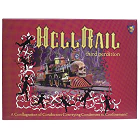 Click to buy HellRail board game from Amazon!