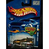 #2002-197 Scorchin Scooter Race/Win Card Collectible Collector Car Mattel Hot Wheels