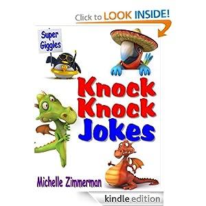 Super Giggles KNOCK KNOCK Jokes