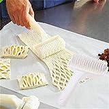 Agile-shop Perfect Roll Tool 1Pcs Cookies Roller Cutter Machine Kitchen Gadgets Magic Maker