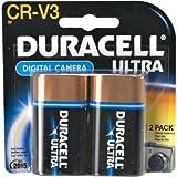Duracell Lithium Batteries Digital Camera CR-V3 2 Ct.