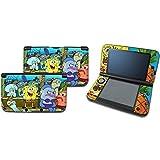 New Spongebob Squarepants Vinyl Decal Skin Sticker Case Cover for Nintendo original 3ds Xl Ll Xl08