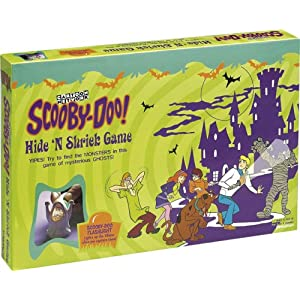 Click to buy Scooby Doo games: Hide and Shriek from Amazon!
