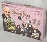 The Addams Family Find Uncle Fester Card Game