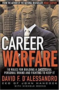 """Cover of """"Career Warfare: 10 Rules for Bu..."""