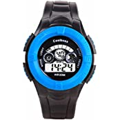 Coolboss Teenager Boys Girls Fashion Waterproof Sports Watches With Alarm Long Lasting Battery Calendar Noctilucen... - B016XJJING
