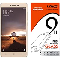 Xiaomi Redmi 3S / Redmi 3S Prime Tempered Glass,Tempered Glass Screen Guard, Temper Glass, LOYO Tempered Glass...