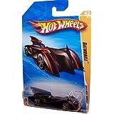 Mattel Hot Wheels 2010 New Models 42/44 Batmobile 1:64 Scale