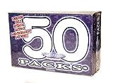 Yu Yu Hakusho Dark Tournament Trading Card Game New Sealed Box of 50 packs