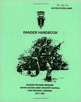 Ranger Handbook SH 21