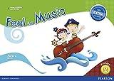 Feel The Music 2. Pupil's Book - Edición LOMCE (Siente la Música)