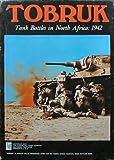 AH: Tobruk, Tank Battles in North Africa 1942, Board Game