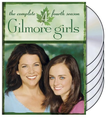 Gilmore Girls: Season 4 by Warner Home Video