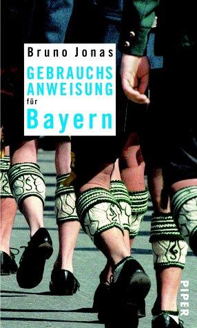 Gebrauchsanweisung für Bayern
