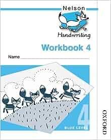 Nelson Handwriting Workbook