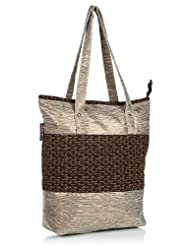 Home Heart Women's Eco Friendly Tote Bag (Gold)