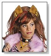 Monster High Clawdeen Wolf Girls Wig
