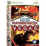 Tom Clancys Rainbow Six Vegas Limited Edition -Xbox 360