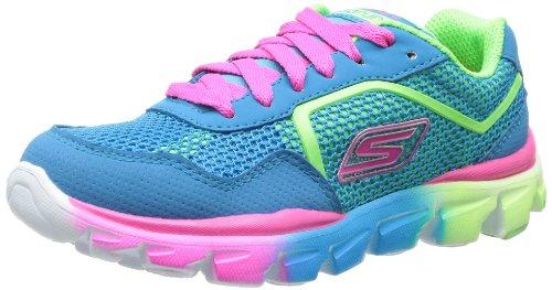 Skechers GOrun Ride - Zapatillas de running [colores a elegir], Azul (Blau (BLMT)), 39.5