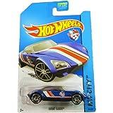 Mattel Hot Wheels - 2014 Hw City 20/250 - Hw Goal - Avant Garde (Blue)