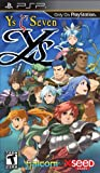 Ys Seven - Sony PSP by Xseed