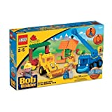 LEGO DUPLO Bob The Builder - Scoop And Lofty At The Building Yard
