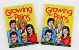 Growing Pains Television Show 1988 Tv's Favorite Family 2 Packs of Trading Cards