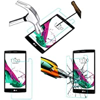 Acm Tempered Glass Screenguard For Lg G4 Mobile Screen Guard Scratch Protector