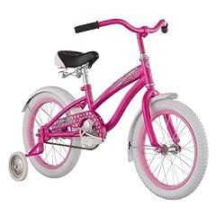 Diamondback 2013 Girls Mini Della Cruz Cruiser (16-Inch Wheels Berry)