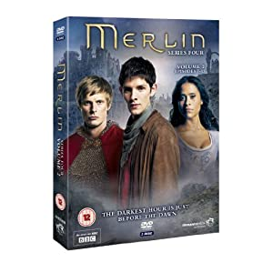 Merlin DVD Series 4 Volume 2