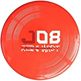WG Brand Red, One Size : WG Unisex OW Reinhardt OverReinhardt Watch Video Game Character Logo Outdoor Game Frisbee Sport Disc Yellow