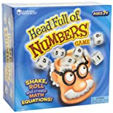 Learning Resources Head Full Of Numbers® - Maths Game