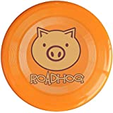 WG Brand Orange, One Size : WG Unisex OW Roadhog OverRoadhog Watch Video Game Character Logo Outdoor Game Frisbee Game Room Yellow