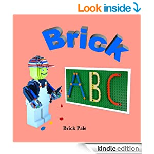 FREE Brick ABC: An Alphabet Bo...