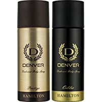 Denver Prestige And Caliber Deo Combo (Pack Of 2)