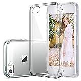 Case For Apple Iphone 5 & 5s , Kohinshitsu Transparent TPU Back Cover For Apple Iphone 5G / Iphone 5 / Iphone...