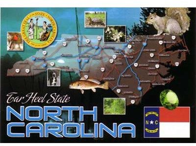 North Carolina Beyond the Connected Age: The Tar Heel State in 2050 For Kindle