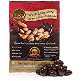 Tasty, Healthy, Organic, And Rich Dark Chocolate Covered Raw Almonds By TRU Chocolate? Snacks, The Chocolate That...