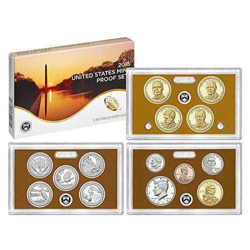 2015 S US Mint Proof Set (P17) OGP