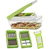 Speedwell 7 In 1 Fruit & Vegetable Greater, Slicer, Chipser, Piller, Chopper