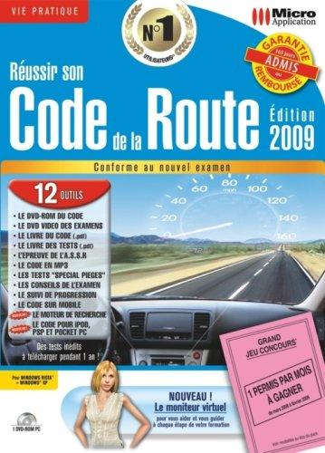 Télécharger sur eMule Réussir son Code de la Route 2009-2010