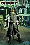 Nicky's Gift LanLan 1 6 Figure Body Suit BBK BBK003 Toy Cowboy Jonah Hex Bounty Hunter Hobbies