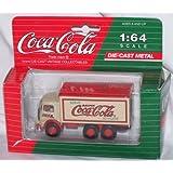 Die Cast Coca Cola Mack Model Cj 1/64 Serve Coca Cola At Home Ahl Hartoy 91 Coke