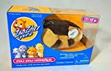 Zhu Zhu Hamster 4 Pack:Moo, Pinkie, Tex, Rocky (4 Hamster Value Multi-Pack) - Batteries Included! Electronic Talking Pet Hamsters from the Zhu Zhu Pets Toy Universe Featuring Four Models of Motorized Plush Toy for Children.