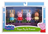 Zoofy International Peppa & Friends Figure Pack