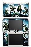 Teenage Mutant Ninja Turtles TMNT Leonardo Movie Cartoon Don Mike Raph Video Game Vinyl Decal Skin Sticker Cover for Nintendo DSi XL System