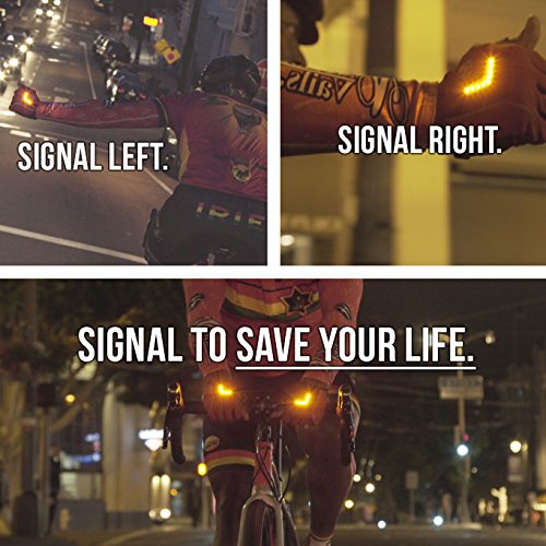 Zackees LED Turn Signal Cyclin...