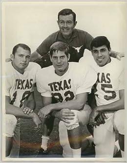 University of Texas Original 1969 Football Game Photo