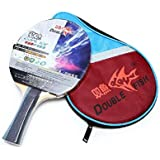 Panda Superstore China Table Tennis Racket With Bag Pro Table Tennis Paddle