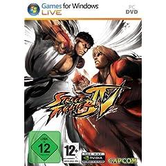 Bei amazon: PC Spiele im Angebot – Street Fighter IV für 20 € !